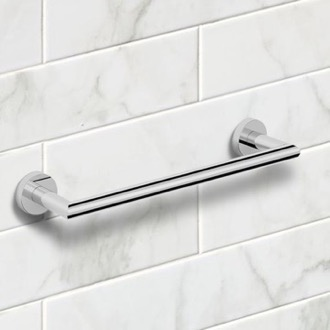 14 Inch Polished Chrome Towel Bar Nameeks NNBL0036