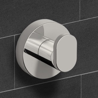 Satin Nickel Bathroom Hook Nameeks NNBL0041