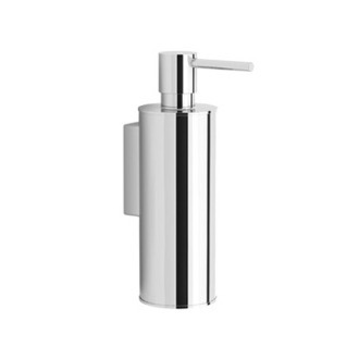 Wall Mounted Polished Chrome Soap Dispenser Nameeks NNBL0049