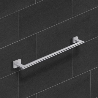 18 Inch Modern Chrome Towel Bar Nameeks NNBL0071