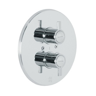 Bath-Shower Mixer Built in Thermostatic 2-way Mixer with Thermostatic 2-way Rough US-3382 Ramon Soler US-3382