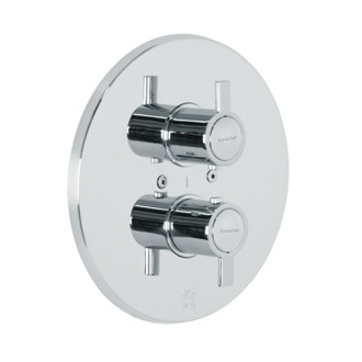 Bath-Shower Mixer Built in Thermostatic 1-way Mixer with Thermostatic 1-way Rough US-3384 Ramon Soler US-3384