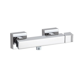 Bath-Shower Mixer Wall Mounted Brass Shower Mixer With Hand Shower Set In Chrome Finish US-4708K Ramon Soler US-4708K
