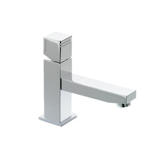 Bathroom Sink Faucet Single Hole Brass Bathroom Sink Faucet In Chrome Finish US-4711 Ramon Soler US-4711