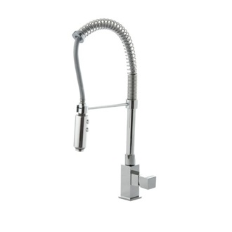Kitchen Sink Faucet Brass Single Hole Kitchen Faucet With Pull-Out Spout US-4766 Ramon Soler US-4766