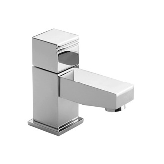 Bathroom Sink Faucet Single Hole Brass Bathroom Hot Water Sink Faucet In Chrome Finish US-4771R Ramon Soler US-4771R