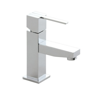Bathroom Faucet Single Hole Brass Bathroom Faucet In Chrome Finish Ramon Soler US-4901