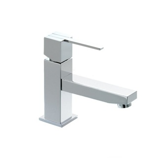 Bathroom Faucet Single Hole Brass Bathroom Faucet With Long Spout In Chrome Finish Ramon Soler US-4911