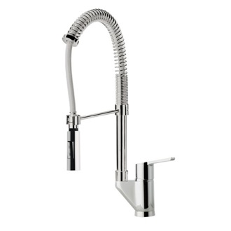 Kitchen Sink Faucet Single Hole Kitchen Sink Faucet with Swivel Spout US-5566Y Ramon Soler US-5566Y