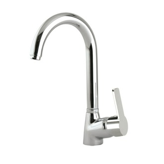 Kitchen Sink Faucet Brass Single Hole Kitchen Sink Faucet With Swivel Spout US-9306 Ramon Soler US-9306