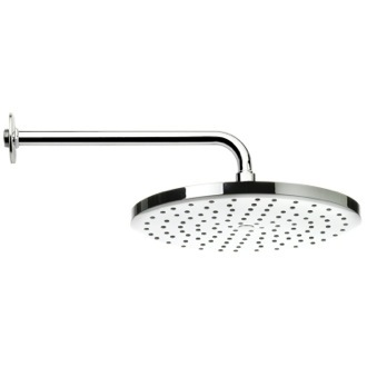 Shower Head Chrome Full Function Shower Head with Shower Arm Remer 343-30-356MD25