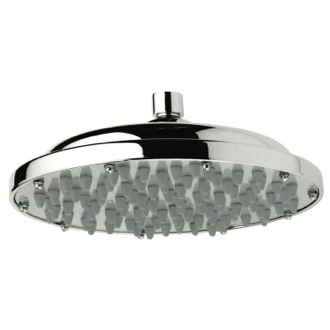 Shower Head Contemporary Large Chrome Rain Shower Head Remer 35323