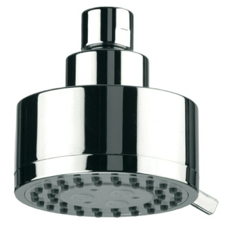 Shower Head 3 Function Shower Head Available in Chrome Finish Remer 358MO