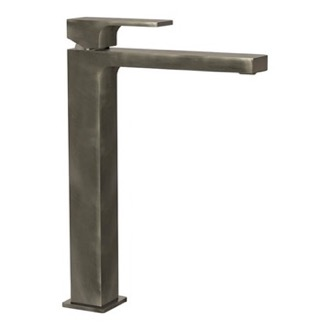 Modern Vessel Sink Faucet in Brushed Nickel Remer AU10LUSNL-NB