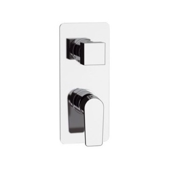 Diverter Chrome Wall Mounted Diverter Remer D93