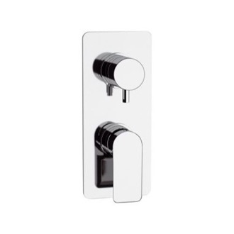 Diverter Chrome Wall Mounted Diverter Remer I92
