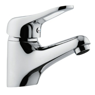 Bathroom Faucet Bathroom Faucet With Single Lever In Chrome Finish Remer K11