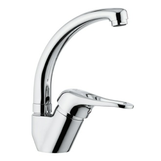 Kitchen Faucet Single-Lever Luxury Faucet With Movable Spout Remer K42C