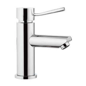 Bathroom Faucet Single Lever Sink Faucet Without Pop-Up Waste Remer N11