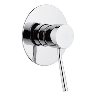 Mixer Deluxe Flange Built-In Shower Mixer Remer N30L