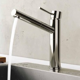 Kitchen Faucets TheBathOutletcom - Cheap kitchen sink faucets