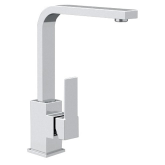 Bathroom Faucet One Hole Sink Mixer with Movable Spout Remer Q11GUS