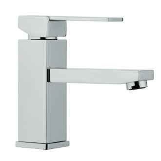 Bathroom Faucet Chrome Single Lever Bathroom Sink Faucet Remer Q11US