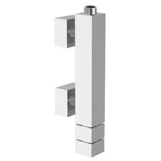 Mixer Vertical Thermostatic Wall Mounted Shower Mixer Remer QT35VUS