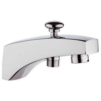 Tub Spout Built-In Tub Spout With Diverter Remer 91D