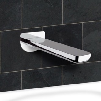 Tub Spout Chrome Wall Mounted Tub Spout Remer 91I