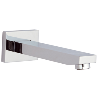 Tub Spout Built-In Rectangular Tub Spout Remer 91Q