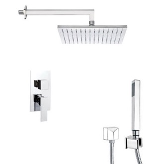 Shower Faucet Contemporary Shower Faucet with Hand Shower Remer SFH6509