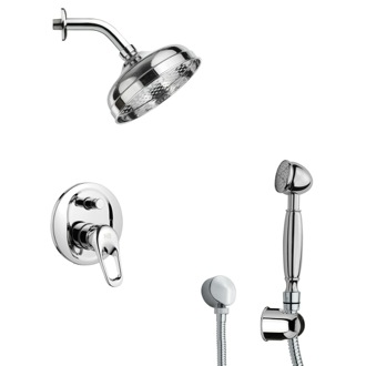 Shower Faucet Shower Faucet with Hand Shower Available in 8 Finishes Remer SFH6528