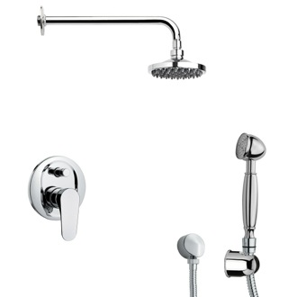 Shower Faucet Shower System with Hand Shower Remer SFH6532