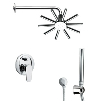 Shower Faucet Shower System with 8 Available Finishes SFH6548 Remer SFH6548