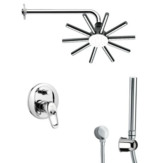 Shower Faucet Shower Faucet with Hand Shower Remer SFH6549