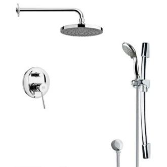 High-End, Luxury Shower Faucets - TheBathOutlet.com