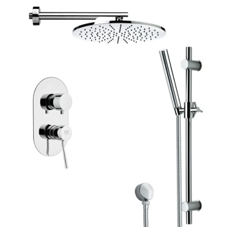 Shower Faucet Shower Faucet Available In 6 Finishes SFR7502 Remer SFR7502