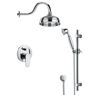 Shower Faucet Shower Faucet Available In 8 Finishes SFR7526 Remer SFR7526