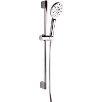 27 Inch Sliding Rail Hand Shower Set With 4 Function Hand Shower Remer 315L-318MP