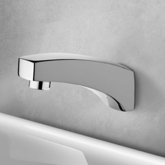 Chrome Wall Mount Tub Spout Remer 91