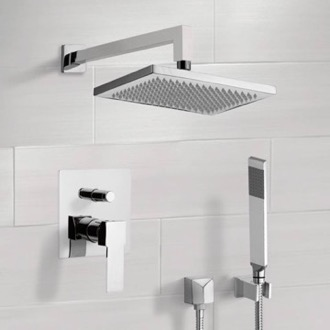 Shower System with 9.5