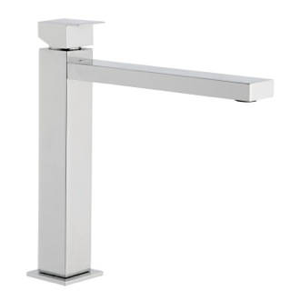 Bathroom Faucet Chrome Single Handle Vessel Sink Faucet Remer Z40US