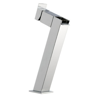 Bathroom Faucet Basin Mixer with High Neck and Waterfall Spout Remer ZC11LUS