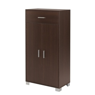 Contemporary Cabinet with 1 Drawer and 2 Doors Sarmog 741