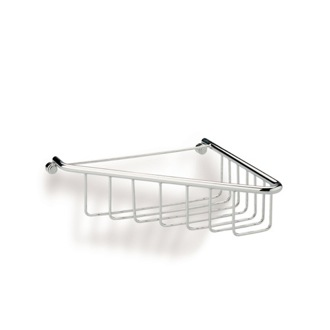 Shower Basket Chrome Wire Corner Shower Basket 571 StilHaus 571