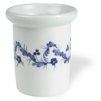 Toothbrush Holder Classic-Style Round Counter Ceramic Toothbrush Holder 744 StilHaus 744