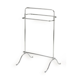 Towel Stand Free Standing Classic-Style Brass Towel Holder 746 StilHaus 746