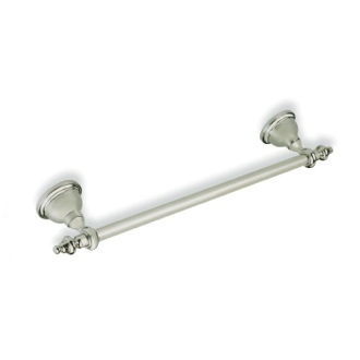 Satin Nickel 20 Inch Clic Style Towel Bar Stilhaus El45 36