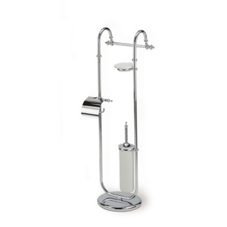 Bathroom Butler Free Standing Classic-Style 4-Function Bathroom Butler G688 StilHaus G688